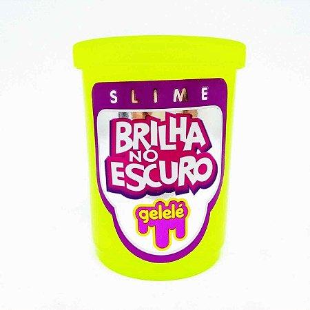 Gelelé Slime Brilha no Escuro 110g - Doce Brinquedo