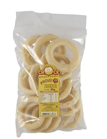 Biscoito de Polvilho Sabor Tradicional 90g - Crock Mania