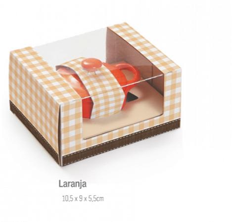 Panelinha Pop Equilibrio Laranja - Cromus