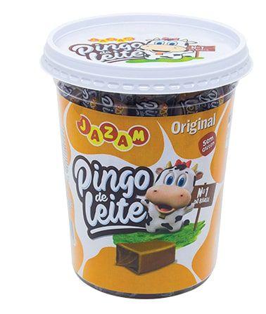 Pingo De Leite com 50 Unidades de 10g - Jazam