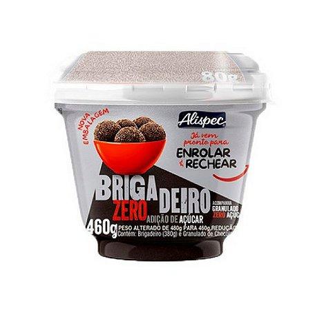 Brigadeiro Zero Açúcar 460G - Alispec