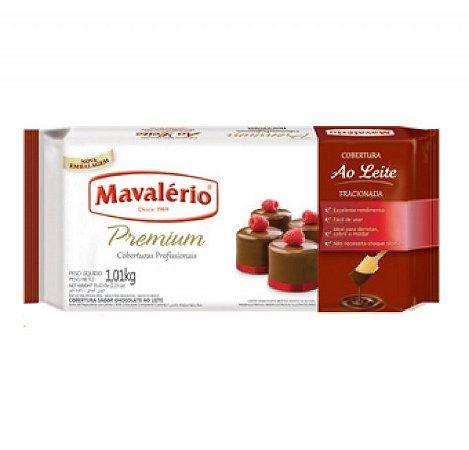 Cobertura Premium Sabor Chocolate Ao Leite 1,01 Kg Mavalério