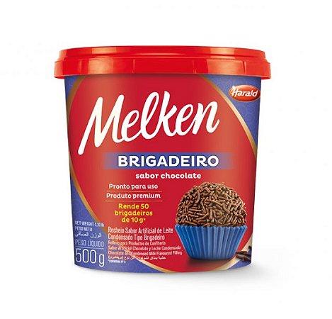 Brigadeiro Sabor Chocolate Melken 500 G