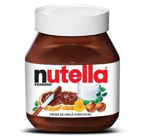 Ferrero Creme De Avelã Nutella 650G