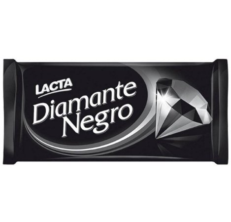 Chocolate Diamante Negro 90G - Lacta