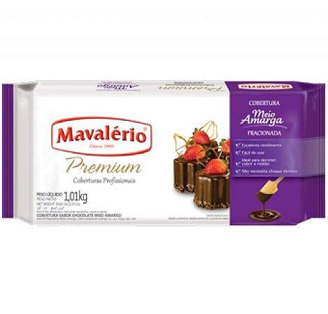 Cobertura Premium Sabor Chocolate Meio Amargo 1,01 Kg Mavalério