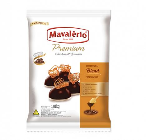 Cobertura Premium Gotas Blend 1,01 Kg - Mavalério