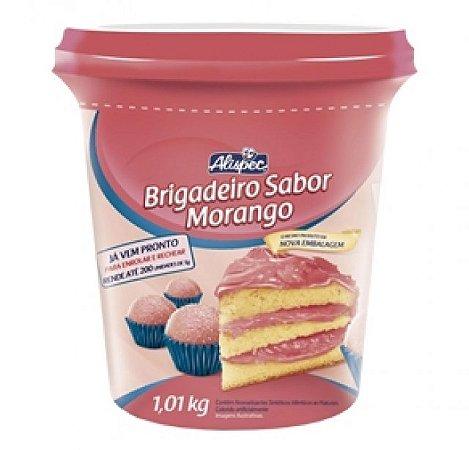 Brigadeiro Sabor Morango 1,01Kg - Alispec