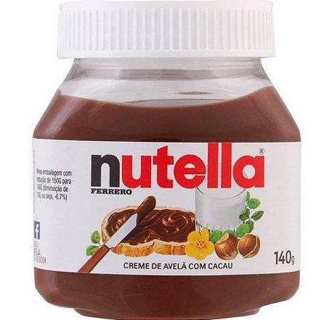 Ferrero Creme De Avelã Nutella 140G - Ferrero