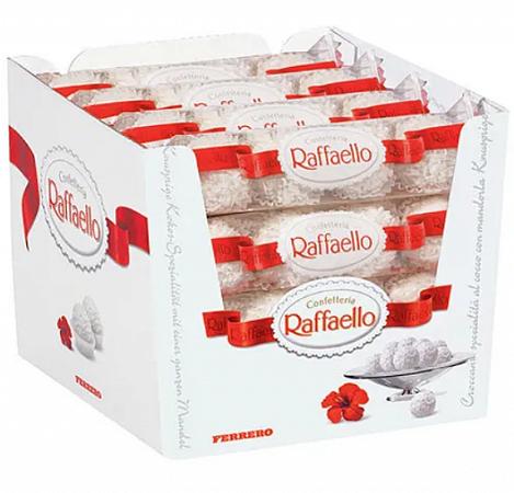 Bombom Raffaello C/48 16x3 un  Ferrero