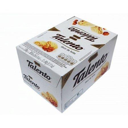 Chocolate Talento Recheado Doce de Leite 90G C/12 - Garoto