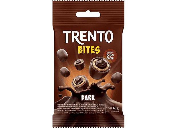 Chocolate Trento Bites Dark 40g Peccin
