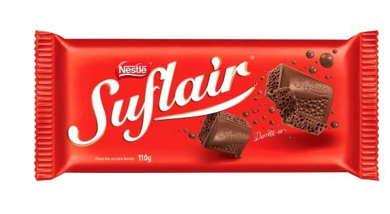Chocolate Nestlé Suflair 50g