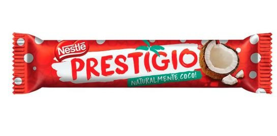 Chocolate Nestlé Prestígio Bombom Recheado com Coco 33g