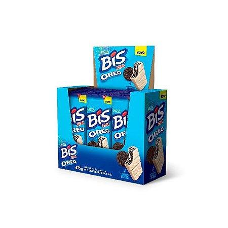 Bis Extra Oreo 15 Unidades 45g-  Lacta