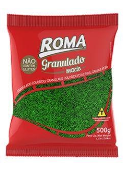 Granulado Verde Crocante 500g -  Mavalerio