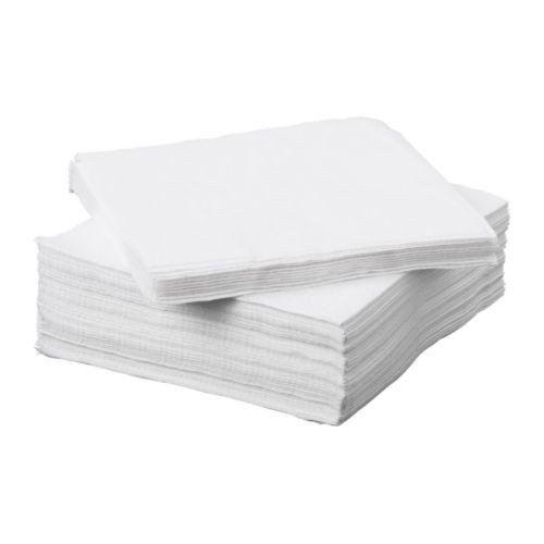 Guardanapo Folha Simples Grafado 50 Guardanapos - 20 Pacotes Estilo