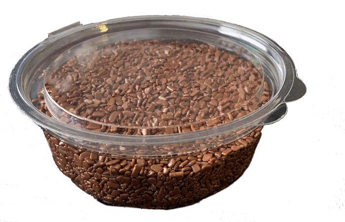 Flocos de Chocolate Split 4D Chocolate Ao Leite 200g - Callebaut