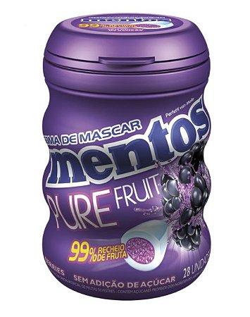 Mentos Pure Fresh Uva 56g PERFETI