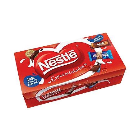Caixa de Bombom Sortido Nestlé Especialidades 251g c/ 15 Bombons