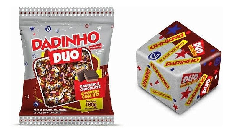 Dadinho Duo 600g - Dizioli