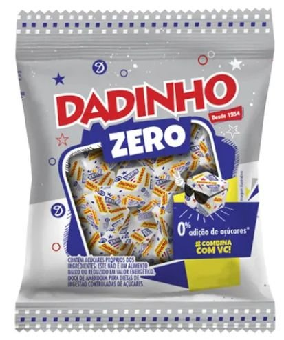 Dadinho Zero 90g - Dizioli