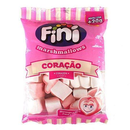 Marshmallows Coração Fini - 250g