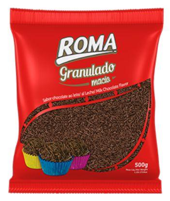 Granulado Macio 500g - Roma