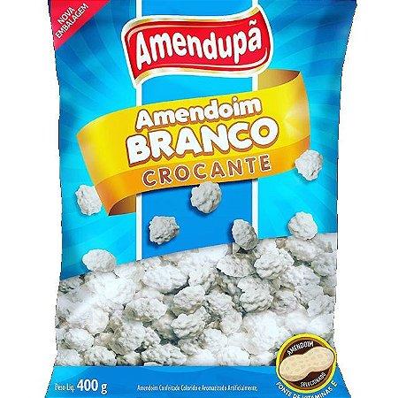 Amendoim Branco Crocante 400g - Amendupã