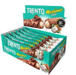 Chocolate Trento Massimo Coco com 16 Un - Peccin