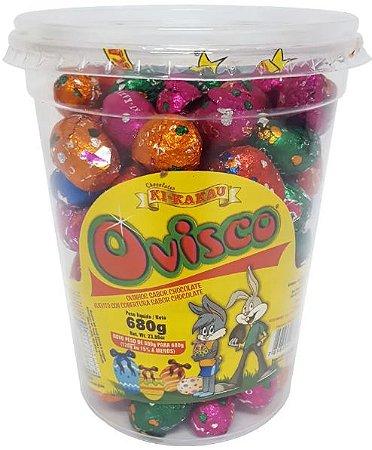 Ovinhos de páscoa Ovisco c/ 100 un - Kikakau