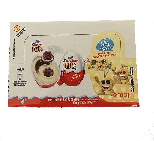 Kinder Joy 6 unidade de 20g - Ferrero