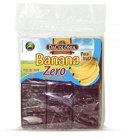 Banana Zero 12x15g - DaColônia