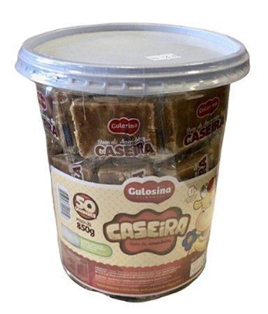 Pote Doce de Amendoim Caseira 800g com 50 unidades - Gulosina