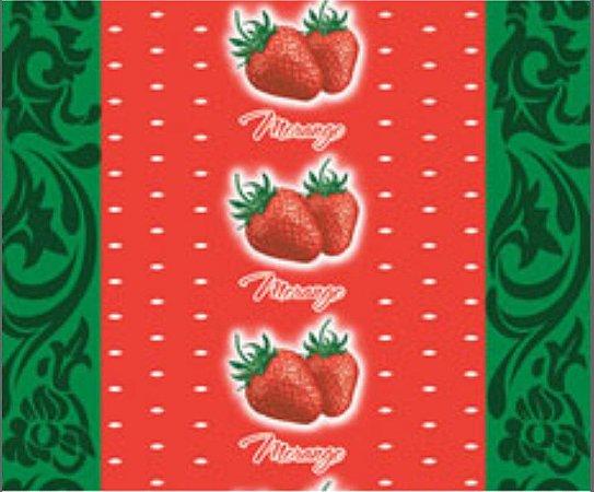 Embalagem para trufão sabor Morango 20cmx18cm -  Carber