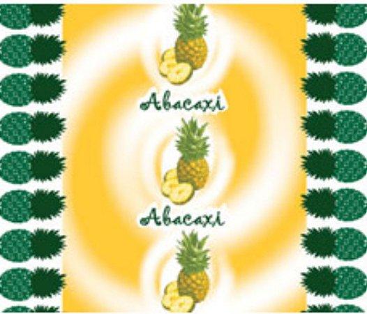 Embalagem para trufão sabor Abacaxi 20x18 cm - Carber