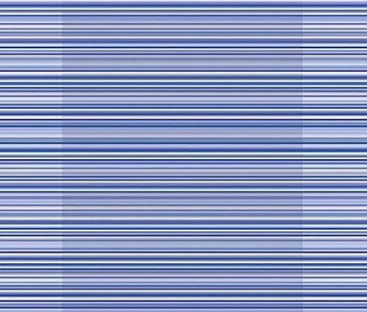 Embalagem para trufào Azul Listrada 20x18cm -Carber