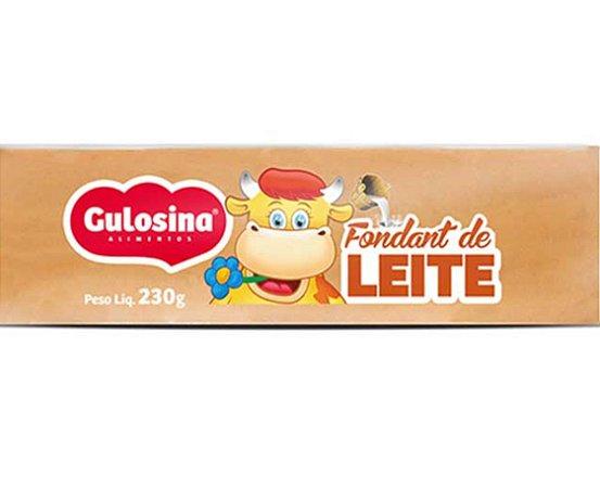 Foudant de Leite 230 g - Gulosina