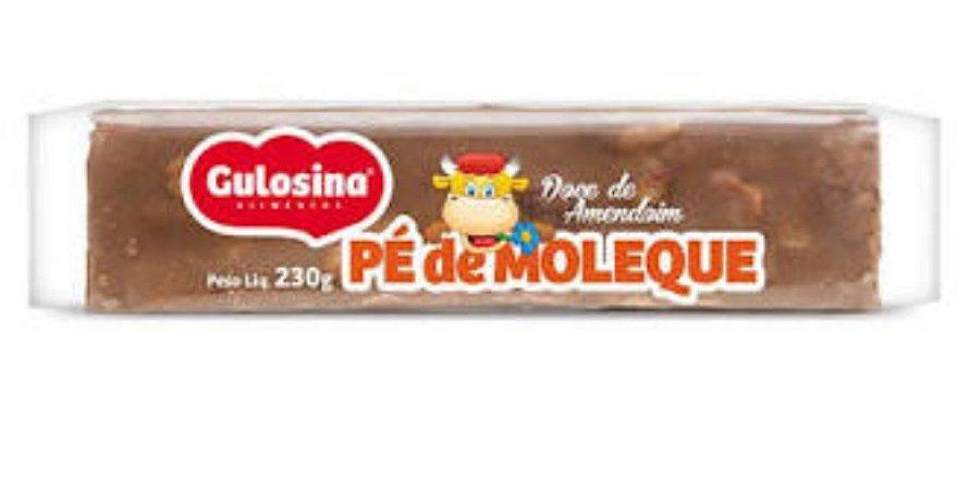 Doce de Amendoim Pé de Moleque 230 g - Gulosina