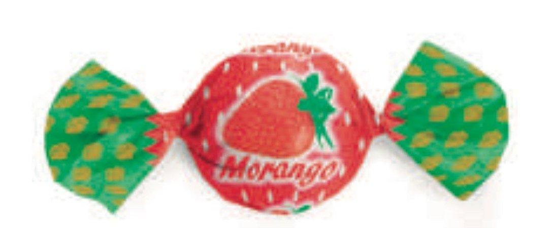 Embalagem para Trufa sabor Morango 14,5x15,5cm- Carber
