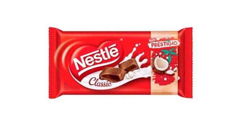 Barra de Chocolate Classic Prestigio 90g -Nestlé
