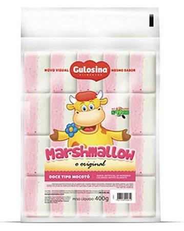 Doce de gelatina tipo marshmallow 400g - Gulosina