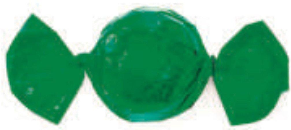 Embalagem para Trufa Verde Escuro15x16cm - Carber
