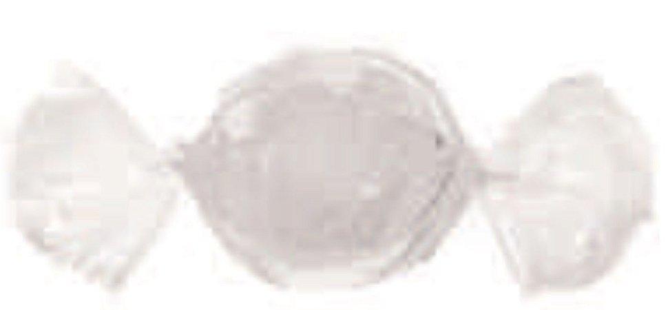Embalagem para Trufa Branca 15x16cm - Carber
