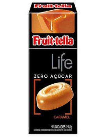 Bala Fruittella Live Zero Açucar Caramelo 18;9g- Perfetti