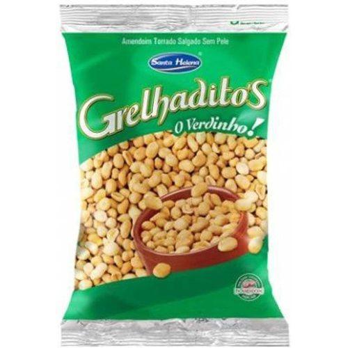 Amendoim sem pele Grelhaditos 1,01kg SANTA HELENA