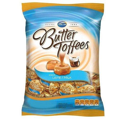 Bala Butter Toffees Ao Leite 500g - Arcor