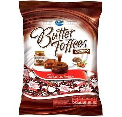 Bala Butter Toffees Avelã 500G - Arcor