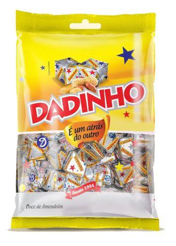 Bala Dadinho de Amendoim 90g