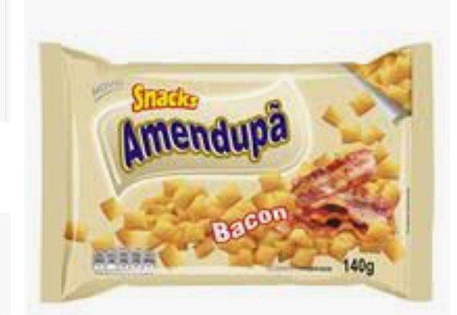 Salgadinho sabor Bacon 140g - Amendupã